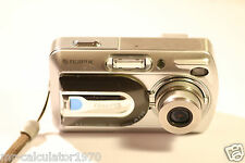 Fujifilm FinePix A Series A330 3.2MP Digital Camera - Silver