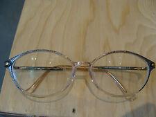 Monture de lunettes vue Silhouette spx M1919 acétate femme très bon état