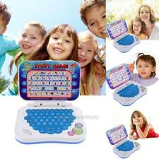 Child Kid Multifunction Educational Learning Machine English Tablet Computer Toy