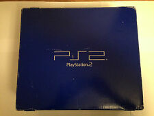 SONY PLAYSTATION 2 PS2  BLACK  boxed