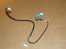 Audio I/O board for Dell Vostro 1500 laptop - RT882 - headphone, mic jack
