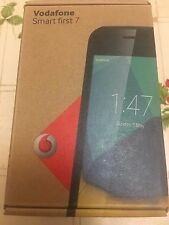 VODAFONE SMART FIRST 7 BLACK (UNLOCKED) MOBILE PHONE BRAND NEW BOXED