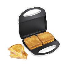 Sandwich Toaster Press Maker Electric Bread Grill Iron Hamilton Proctor Silex