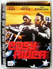 Dvd Easy Rider - Special Edit. Super jewel box di Dennis Hopper 1969 Usato raro