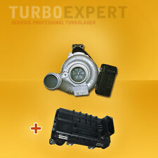 TURBOCOMPRESSORE TURBO MERCEDES C, E, M, R 280 CDI 320 CDI 140kw, 165kw Garrett