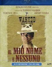 Blu Ray IL MIO NOME E' NESSUNO - (1972) ** Henry Fonda, Terence Hill **...NUOVO