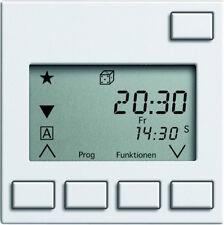 Gira 130803 Aufsatz Jalousie 2 System 55 reinweiß glänzend