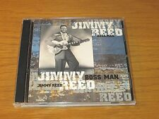 Boss Man by Jimmy Reed (CD, Aug-1999, 2 Discs, Recall (UK)) USED CHICAGO BLUES