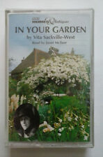 In Your Garden. Vita Sackville West. Cassette. Read by Janet McTeer BBC Extracts