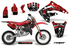 Honda CR 85 Graphic Kit AMR Racing # Plates Decal CR85 Sticker Part 03-07 RPR