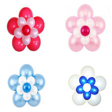 New 10pcs Seal Clip Ballons Accessories Plum Flower Clip Balloon Sealing Clamp