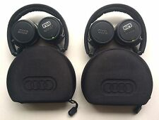2011-2016 Audi Wireless Headphones Entertainment Q5 S8 A8 Quattro OEM | Lot of 2