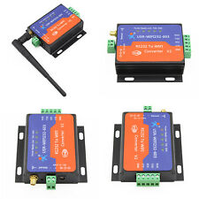 4X USR-WIFI232-603 V2 Wifi Serial Server with RS232 Terminal Interface Free Ship