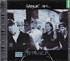 Metallica Garege INC 2CD ORIGINAL HIGH QUALITY New