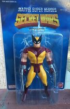 "Marvel Comics 12"" Wolverine (Secret Wars) by Gentle Giant"