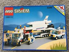 Lego System ~ 1992 Shuttle Launching Crew # 6346 Space Shuttle ~ NEW In Open Box