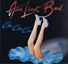 """12"""" Anne Linnet Band  Cha Cha Cha (Laila, Check It Out) 80`s CBS"""