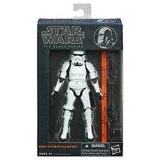 "Hasbro Star Wars The Black Series 6"" W1/14 #09 Stormtrooper Action Figure"