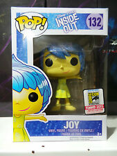Funko POP! Disney Pixar 133 - Inside Out - Joy 2015 SDCC Exclusive