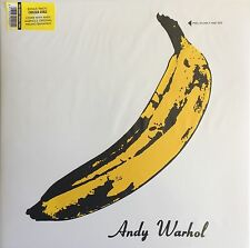 Velvet Underground & Nico VINYL LP Peelable Banana + Bonus Track. Andy Warhol