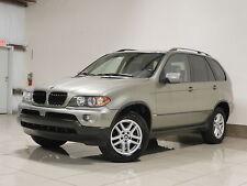 BMW: X5 AWD 3.0i