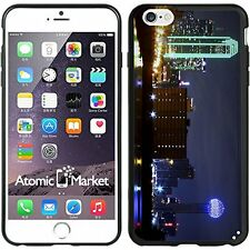 Colorful Downtown Dallas Texas For Iphone 6 Plus 5.5 Inch Case Cover By Atomic M