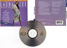 """LAURA LEE """"Greatest Hits"""" (CD) 1972"""