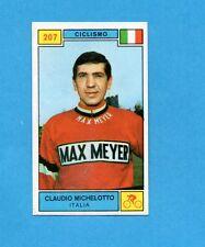 CAMPIONI SPORT 1969-70-PANINI-Figurina n.207- MICHELOTTO -ITALIA-CICLISMO-Rec
