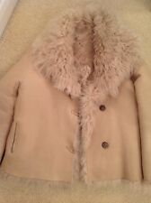 Gushlow & Cole Curly Toscana Sheepskin reversible jacket