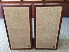 Vintage AR4X Speakers Near Perfect Professionally Restored
