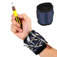 1Pc Outdoor Safety 13.8'' Wrist Support Belt Screw Kit Set Magnetic Wristband