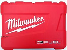 New Milwaukee 18V COMBO Case For Drill & Impact 2704-20 2753-20 2604-20 2653-20