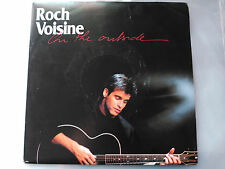 SINGLE ROCH VOISINE - ON THE OUTSIDE - BMG SPAIN 1991 VG+ PROMO STAMPED