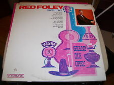 RED FOLEY-MEMORIES-LP-NM-VOCALION-STEREO-ON TOP OF OLD SMOKEY
