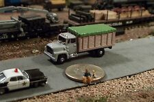 Grain Farm Truck Covered N Scale Vehicles