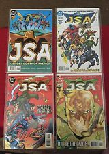 DC Comics Justice Society of America JSA #1-4