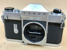 Canon Canonflex RP 35mm SLR Camera Body - Works