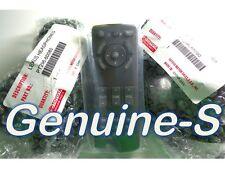 OEM 2012-2014 Lexus LX570 Car Rear Entertainment DVD (1) Remote + (2)headphones