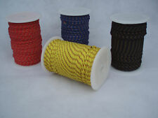 2 mm 100 meter spool Polyester braided rope Boat, Yacht, Dinghy, Kayak, Camping