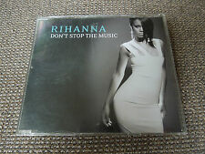 Rihanna Don't Stop The Music RARE CD Single