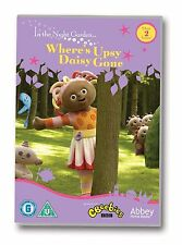 In The Night Garden - Wheres Upsy Daisy Gone? Childrens Babys CBeebies DVD *New*