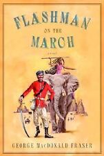 Flashman on the March (Flashman Papers)-ExLibrary
