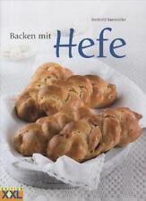 Backen mit Hefe von Berthold Sammüller (2012, Gebundene Ausgabe)