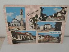 NOVARA - PERNATE - vedutine FG cartolina VG 1966