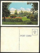 Old Nebraska Postcard - Alliance - City Park