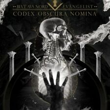 Blut Aus Nord / Aevangelist - Codex Obscura Nomina CD 2016 digi black metal