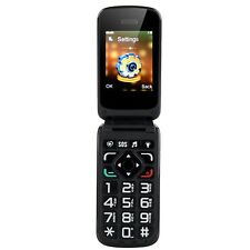 UNLOCKED BIG BUTTON SENIORS MOBILE CELL PHONE GSM SOS ELDERLY LOUD SPEAKER