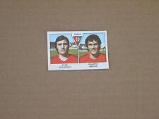Image sticker N° 538  FOOTBALL 79  PANINI  RENNES  IZQUIERDO BERLIN  1979 D2