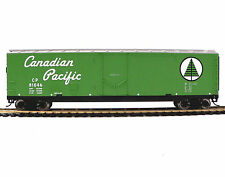 Free Shipping!* HO Scale Model Railroad Trains Canadian Pacific Boxcar 931-1673