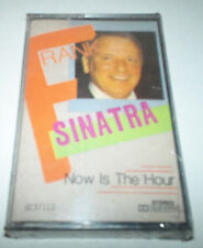 Frank Sinatra - Now Is The Hour - Cassette - SEALED